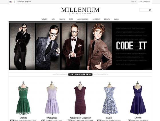 theme-millenium-prestashop-blog