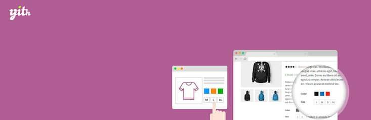 Afficher les couleurs des variations sur une fiche produit