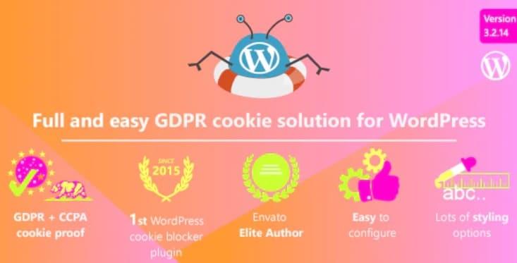 Plugin premium woocommerce et wordpress consentement des cookies