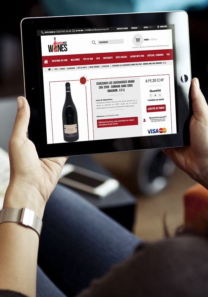 World Web Wines