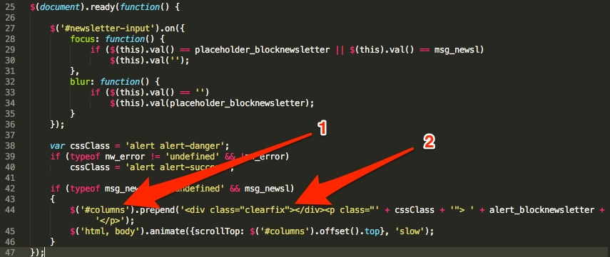 fichier-js-blocknewsletter-prestahsop-1-6