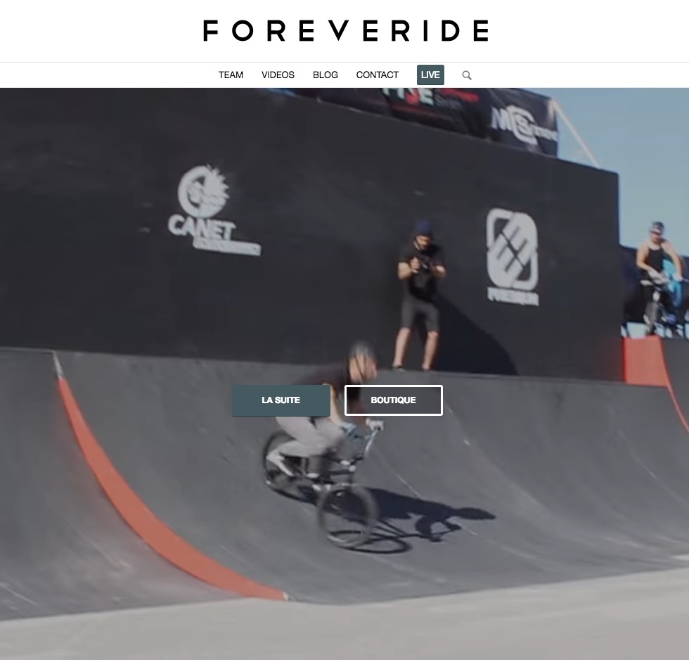 foreveride-template-wordpress