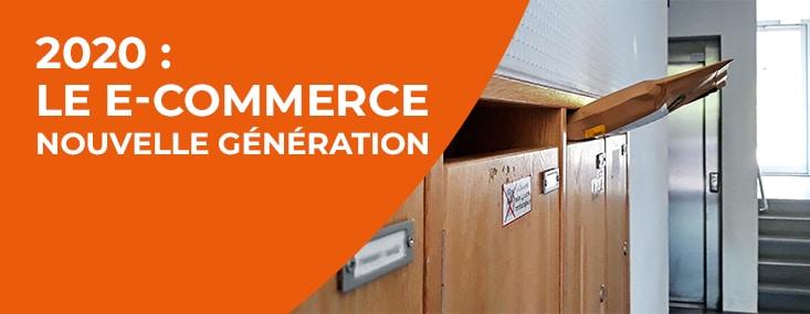 Le e-commerce nouvelle génération 2021