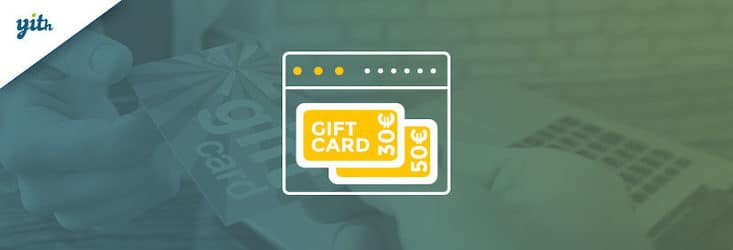 module premium gift card pour Woocommerce Yith